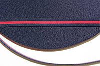 ТЖ 10мм репс (50м) т.синий+красный , фото 1