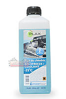 Антифриз PLAX Antifreeze / Coolant -35°C ➢ G11 ✔ цвет: синий ✔ емкость: 1л.