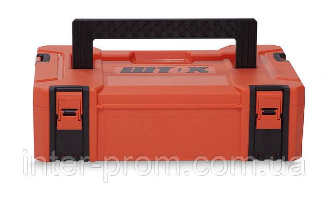 Ящик пластиковый модульный 443х310х128 №1, фото 2