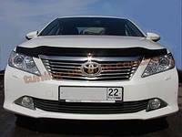 Дефлекторы капота Sim для Toyota Camry седан 2011-14