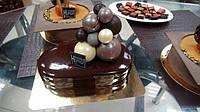 Удивительные возможности декорирования десертов с трансферами для шоколада