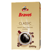 Кофе Bravos молотый 1кг