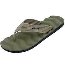 Вьетнамки MilTec Combat Sandals Olive 12893001, фото 3