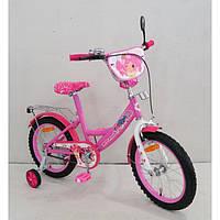 Детский велосипед 16 дюймов 161602