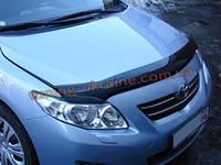 Дефлекторы капота Sim для Toyota Corolla 2006-13