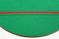 ТЖ 10мм репс (50м) зеленый (трава)+красный , фото 1
