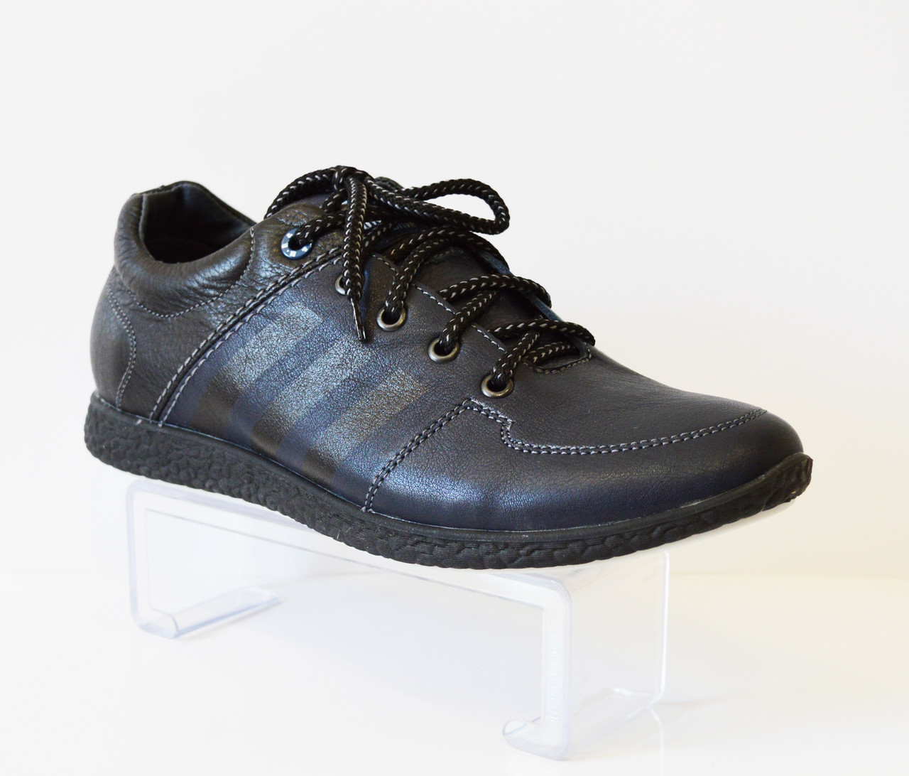 Синие мужские туфли Konors 468