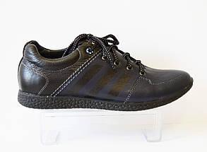 Синие мужские туфли Konors 468, фото 2