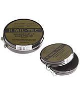 Гуталин, крем для обуви 32г MilTec Black 12937100