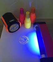 Ультрафиолетовые чернила., фото 1