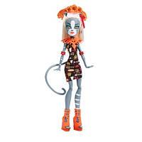 Кукла Монстер Хай Мяулодия Экзотическая вечеринка, Monster High Ghouls' Getaway Meowlody