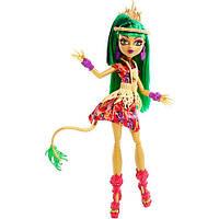 Кукла Монстер Хай Джинафайер Лонг Экзотическая вечеринка, Monster High Ghouls' Getaway Jinafire Long