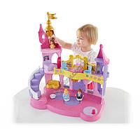 Музыкальный Дворец Танцев для Принцесс Дисней Little people Fisher price