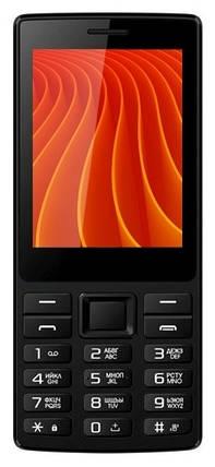 Мобильный телефон Fly TS112 Black, фото 2