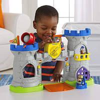Замок могучего короля серии Little people Fisher price