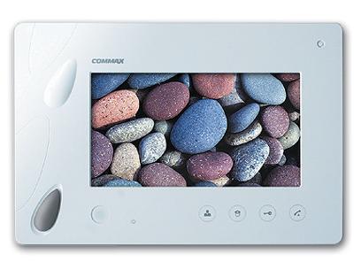 Видеодомофон Commax CDV-70P White