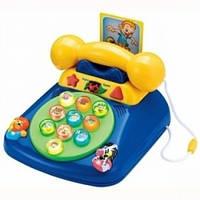 Интерактивный музыкальный телефон (Англоязычный)
