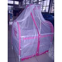Кроватка XG9141 металлическая