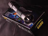 Шокер Фонарик 6680 Police LED. Выходной импульс шокера до 3600KV