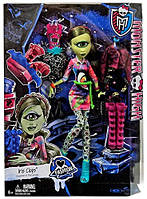Кукла Монстер Хай Айрис Клопс, Я люблю моду, Monster High I (Heart) Fashion Iris Clops Doll & Fashion