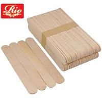Шпатель деревянный 100 шт. упаковка