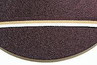 ТЖ 10мм репс (50м) т.коричневый+т.беж+белый , фото 1