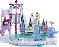 Кукла Эльза на катке Холодное сердце, Frozen Elsa's Ice Skating Rink Disney Princess