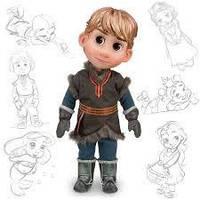Малыш Кристоф Холодное сердце, серия Аниматор Дисней 40см, Disney Animators' Collection Anna Doll - Frozen