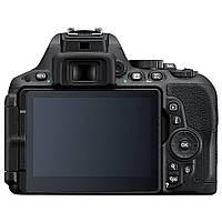 Зеркальный фотоаппарат NIKON D5500 AF-P 18-55 VR KIT BODY BLACK