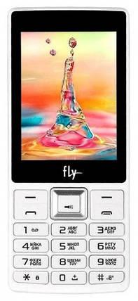 Мобильный телефон FLY TS112 White, фото 2