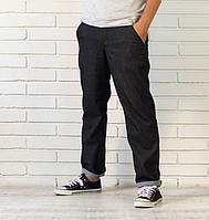 Мужские джинсы свободного покроя