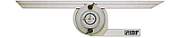 Угломер УМ 5, длинна 300 мм,  диапазон 0-360 град, цена деления 0.01 мм