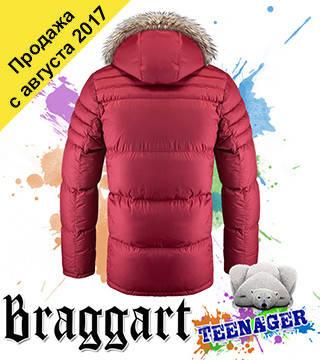 Подростковые красочные зимние куртки оптом, фото 2