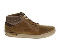 Мужские ботинки Caterpillar D837 коричневые