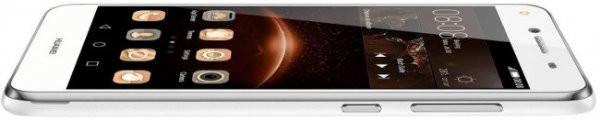 Мобильный телефон Huawei Y5 II DS White, фото 2
