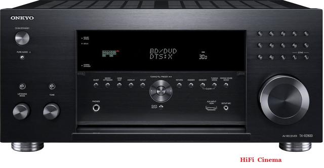 Onkyo TX-NR747 7.2-канальный сетевой AV-ресивер THX