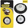 Круглый уровень Stanley диаметр 25 мм спиртовой
