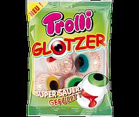 Желейные конфеты Trolli кислые глаза 75г. Германия!, фото 1