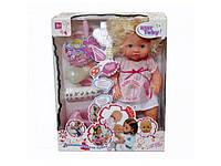 Кукла-пупсик Baby Born девочка Baby Toby, фото 1