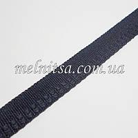 Тесьма брючная, цвет т.синий ,  1,5см