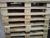 Поддон деревянный б\у 800х1200 для МЕТРО