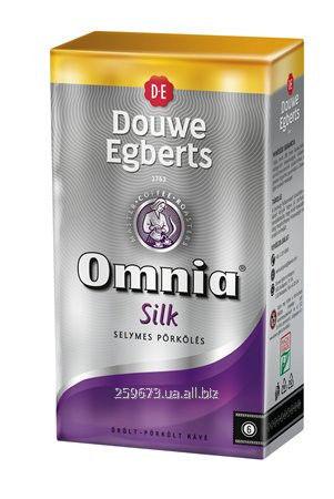 Кофе молотый Douwe Egberts Omnia Silc , 250 гр  - Tesсomarket в Ужгороде