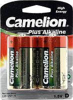 Батарейка CAMELEON Plus Alcaline D/R20 (C2)