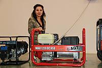 Сварочный генератор AGT WAGT 220 DC BSB SE