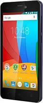 Мобильный телефон Prestigio MultiPhone Muze A5 5502 Duo Blue, фото 3