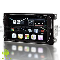 Штатная магнитола Ford Mondeo  Ford Focus 2009-2001, Galaxy, Mondeo 2007-2014, S-Max  RedPower D90 Android