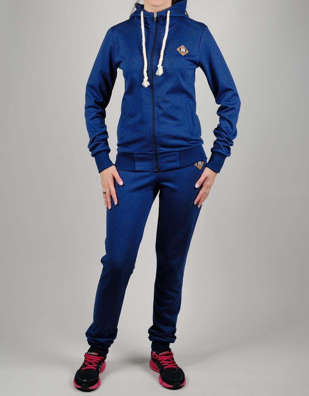 Женский спортивный костюм Adidas Originals 7168 Синий - Брендовая одежда от  интернет-магазина «Trendy c414ffdda6d