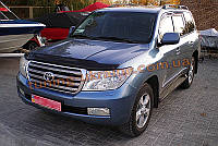 Дефлекторы капота Sim для Toyota Land Cruiser 2007-12