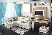 Корпусная мебель - Гостиная Сан Ремо