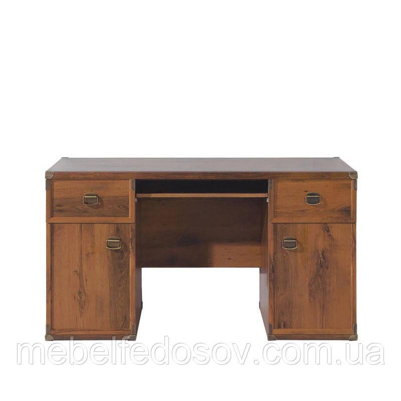 Стол письменный JBIU_2d2s_140 Индиана  (BRW/БРВ Украина) 1400х650х780мм